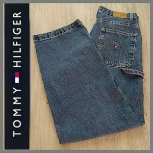 Gently Used Vintage Tommy Hilfiger Carpenter Jeans